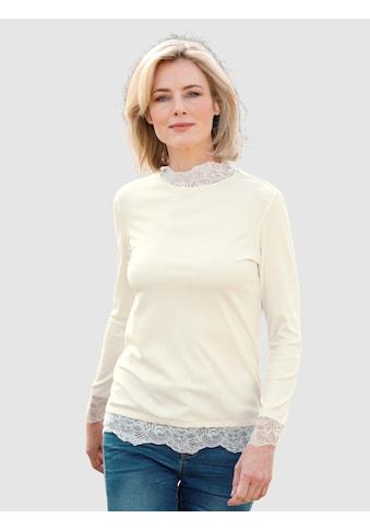 Dress In Spitzenshirt, mit Spitze kaufen