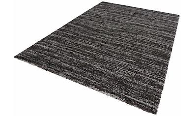 MINT RUGS Hochflor-Teppich »Delight«, rechteckig, 30 mm Höhe, melierter Langflor,... kaufen