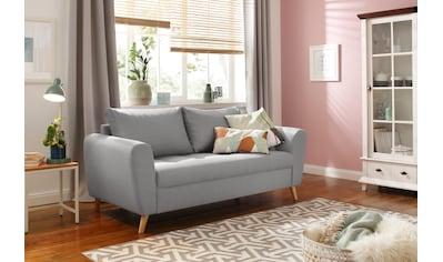 Home affaire 2,5-Sitzer »Penelope Luxus«, mit besonders hochwertiger Polsterung für... kaufen