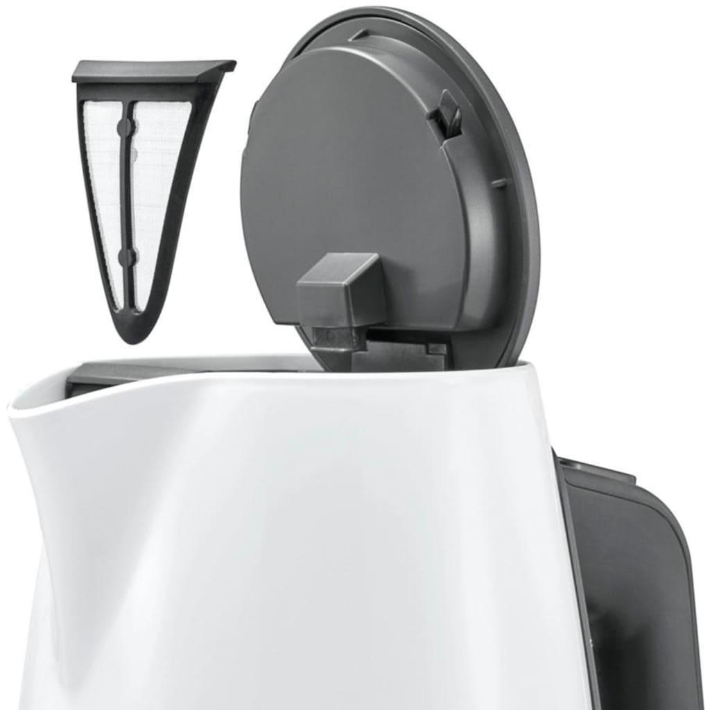 BOSCH Wasserkocher »ComfortLine TWK6A011«, 1,7 l, 2400 W