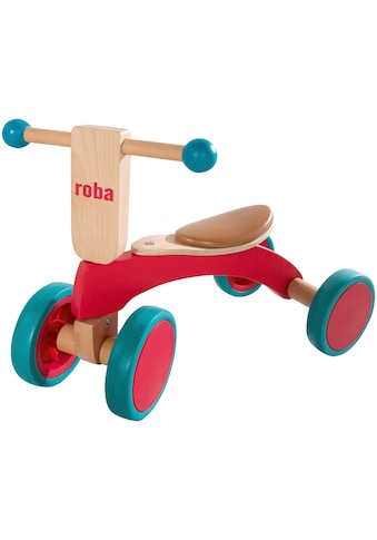 roba® Rutscher »Holzrutscher«, LxB: 52x18 (vorne)/ 28 (hinten), Sitzhöhe: 22 cm kaufen