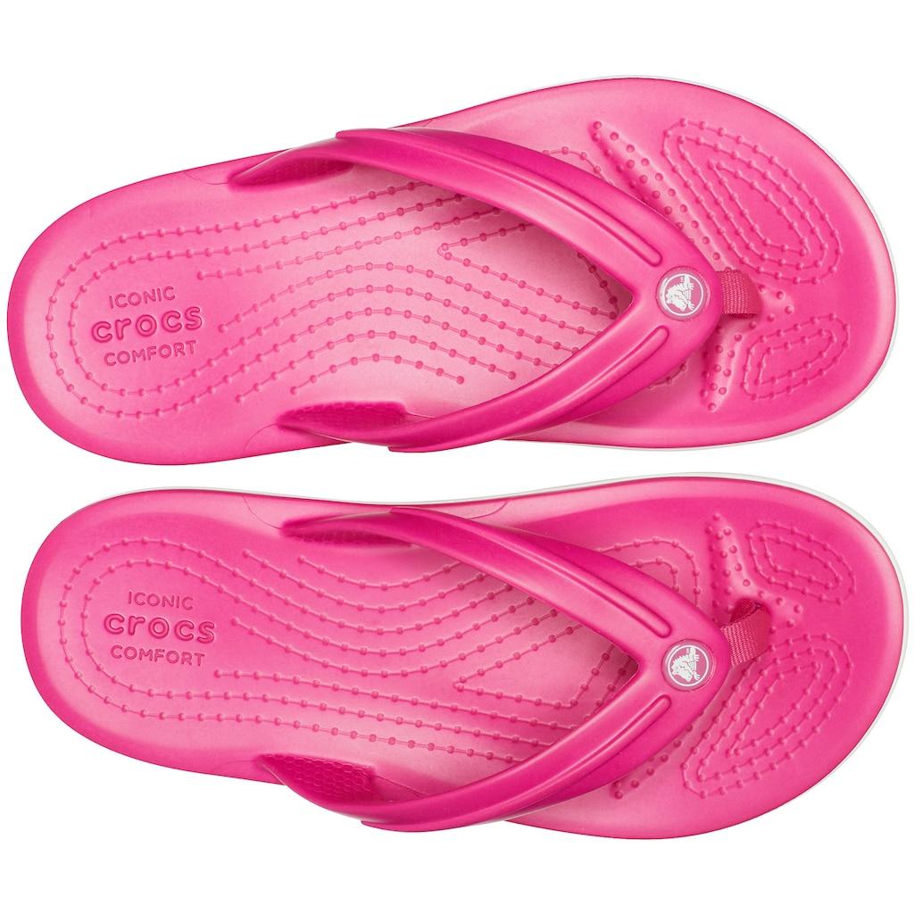 Crocs Zehentrenner »Crocband Flip GS«