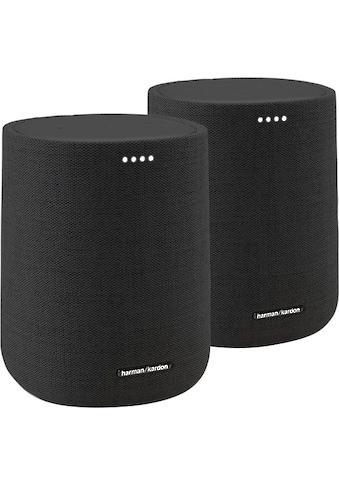 Harman/Kardon »Citation ONE DUO« Smart Speaker (WLAN, Bluetooth, 40 Watt) kaufen