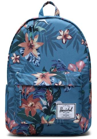 Herschel Laptoprucksack »Classic X - Large, Summer Floral Heaven Blue« kaufen