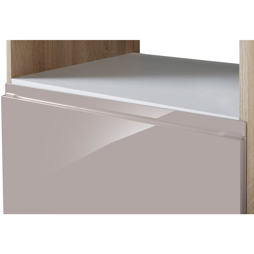 HELD MÖBEL Backofen/Kühlumbauschrank »Virginia«, 60 cm breit