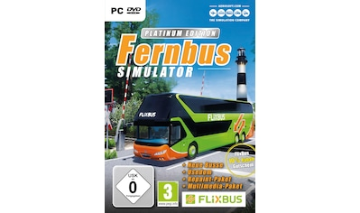 Der Fernbus Simulator Platinum PC kaufen