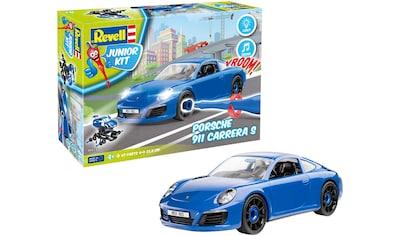 "Revell® Modellbausatz ""Junior Kit Porsche 911 Carrera S"", Maßstab 1:20, (Set) kaufen"