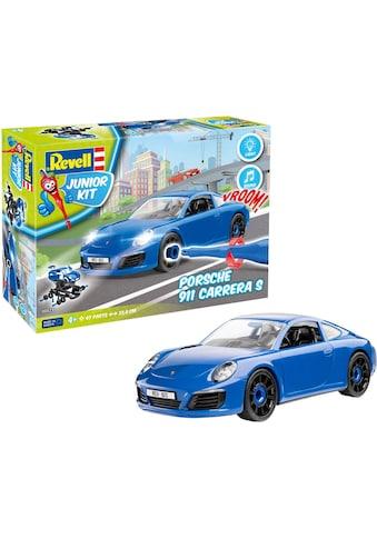 Revell® Modellbausatz »Junior Kit Porsche 911 Carrera S«, (Set), 1:20, Made in Europe kaufen