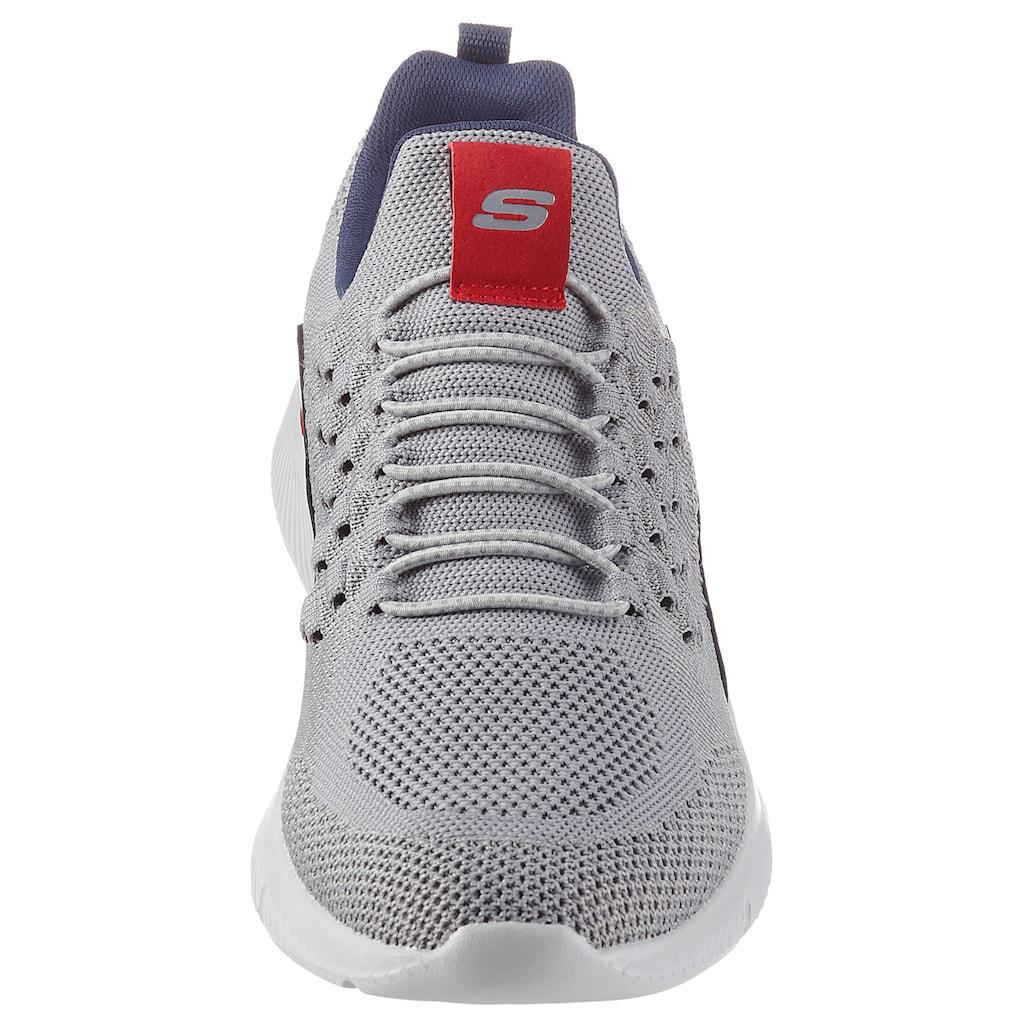 Skechers Slip-On Sneaker »INGRAM«, mit dezenten Kontrast-Details