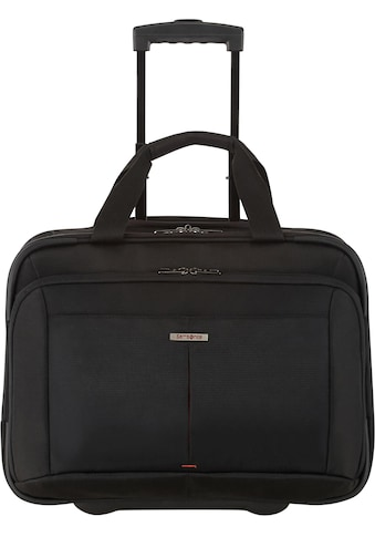 "Samsonite Business - Koffer ""Guardit 2.0 Rolling Tote 17.3, black"", 2 Rollen kaufen"