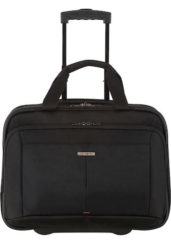 "Samsonite Business - Koffer ""Guardit 2.0 Rolling Tote 17.3, black"", 2 Rollen kaufen"