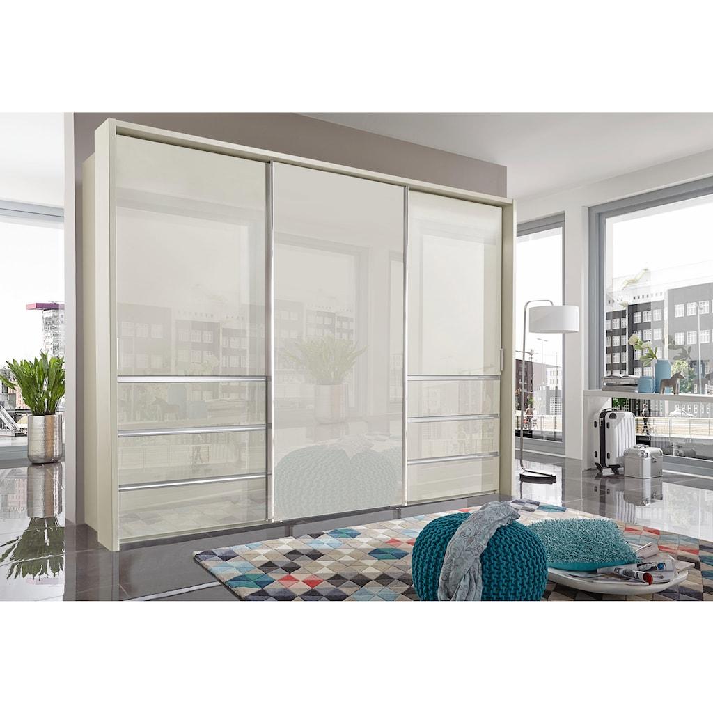 WIEMANN Schwebetürenschrank »Malibu«, mit Glasfront