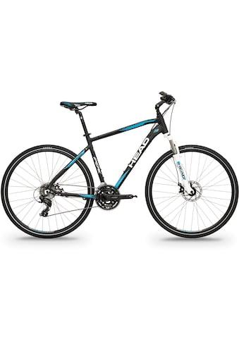 Head Crossrad »I - Peak I«, 24 Gang Shimano RDTX800 Schaltwerk, Kettenschaltung kaufen