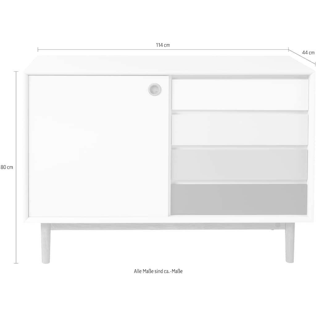 TOM TAILOR Sideboard »COLOR BOX«