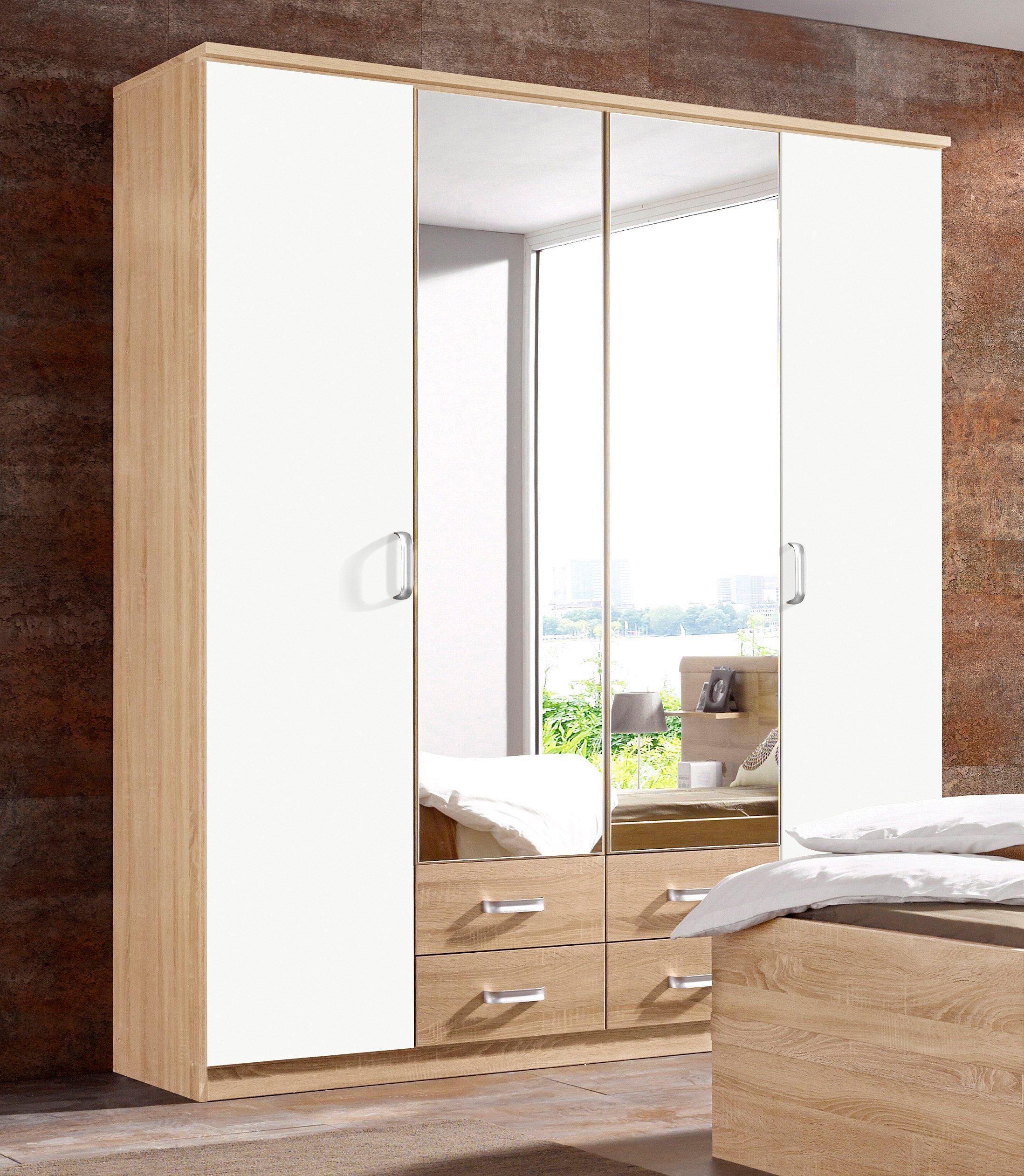 rauch pack s kleiderschrank gandra task jugendhilfe. Black Bedroom Furniture Sets. Home Design Ideas