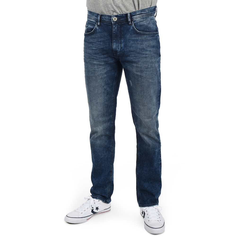 Blend 5-Pocket-Jeans »Lukker«, lange Hose aus Denim