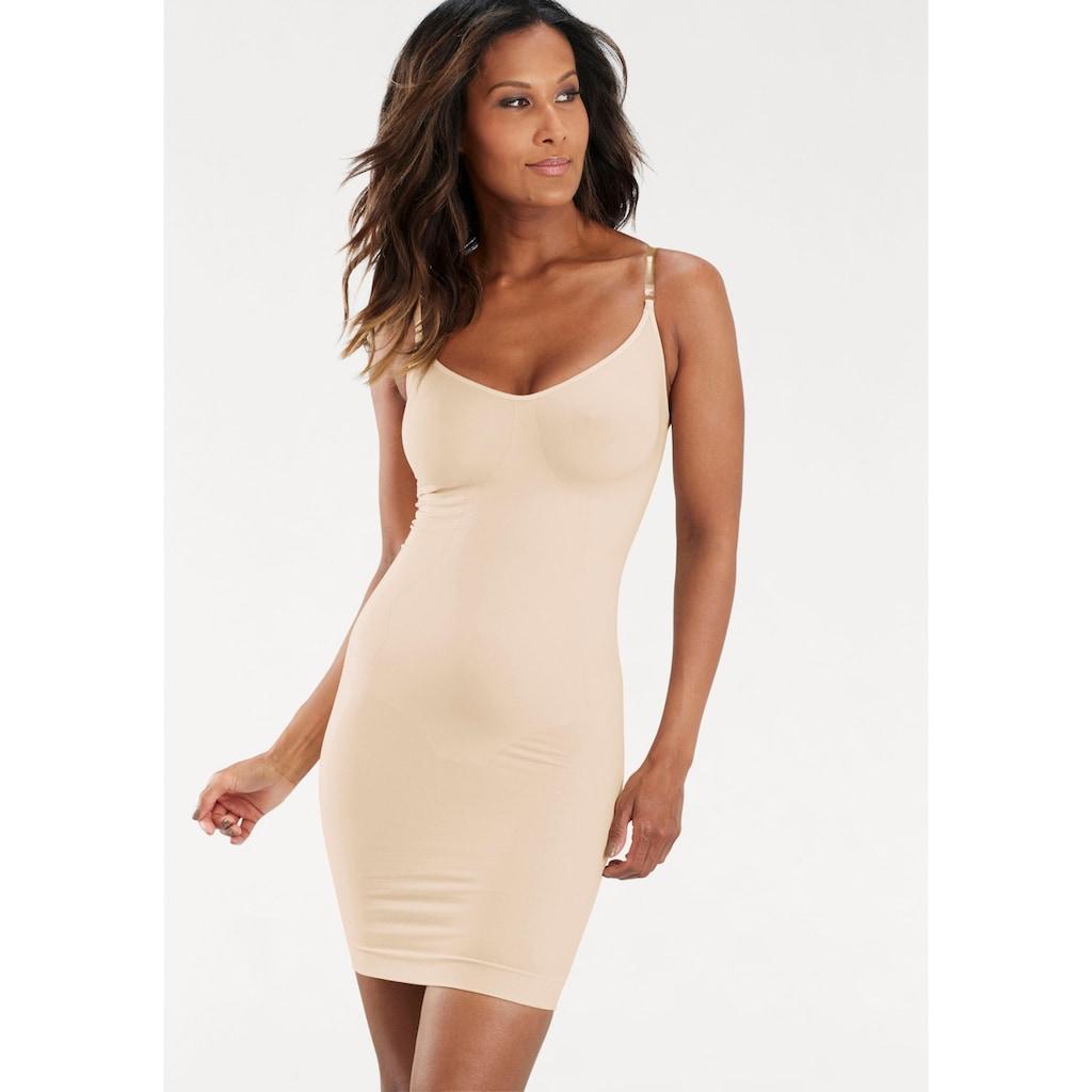 LASCANA Shaping-Kleid, mit transparenten Trägern
