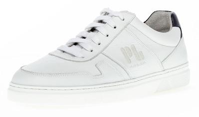 Pius Gabor Sneaker, mit kontrastfarbenem Fersenseinsatz kaufen