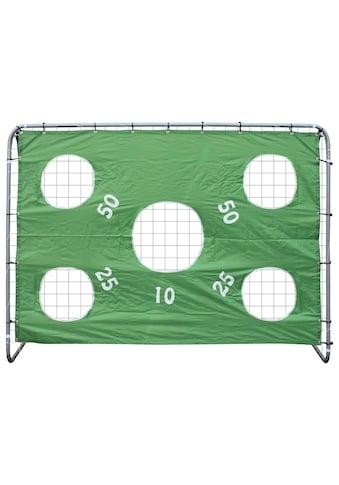 Hudora Fußballtor, BxLxH: 60x180x120 cm, mit Torwand kaufen