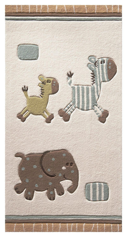 Kinderteppich Kids Collection2 Esprit rechteckig Höhe 10 mm handgetuftet