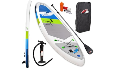 F2 Inflatable SUP - Board »F2 Line Up SMO blue mit Carbonpaddel«, (Set, 5 - tlg.) kaufen