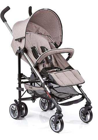 Gesslein Kinder-Buggy »S5 2+4, Camel Meliert«, mit schwenkbaren Vorderrädern kaufen
