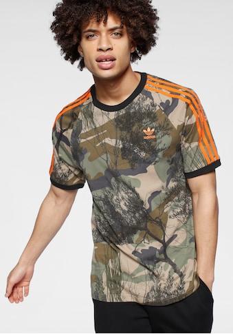adidas Originals T - Shirt »CAMO ALL OVER PRINT TEE« kaufen
