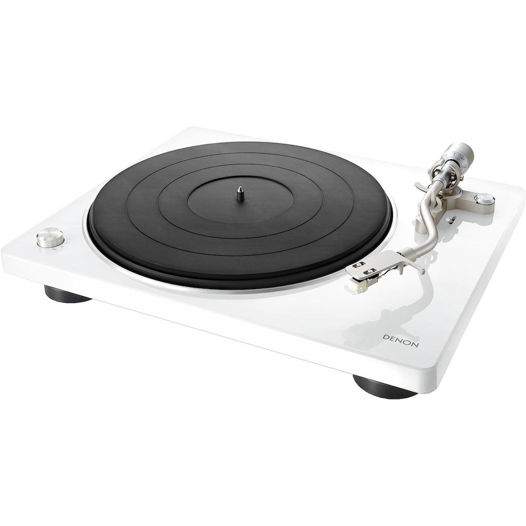 Denon Plattenspieler »DP-400«