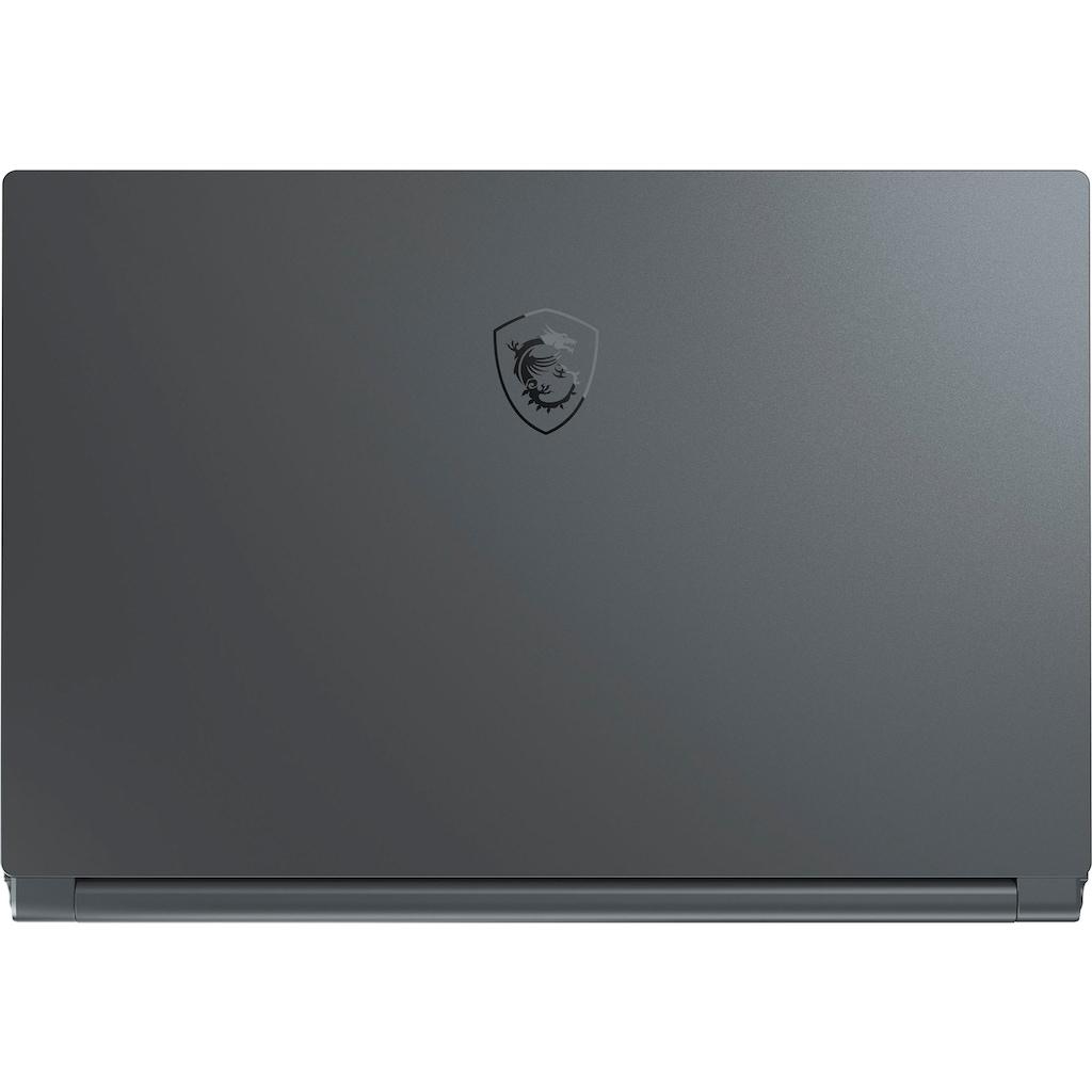 "MSI Notebook »Stealth 15M A11UEK-024«, (39,6 cm/15,6 "" Intel Core i7 GeForce RTX™ 3060\r\n 1000 GB SSD), Kostenloses Upgrade auf Windows 11, sobald verfügbar"