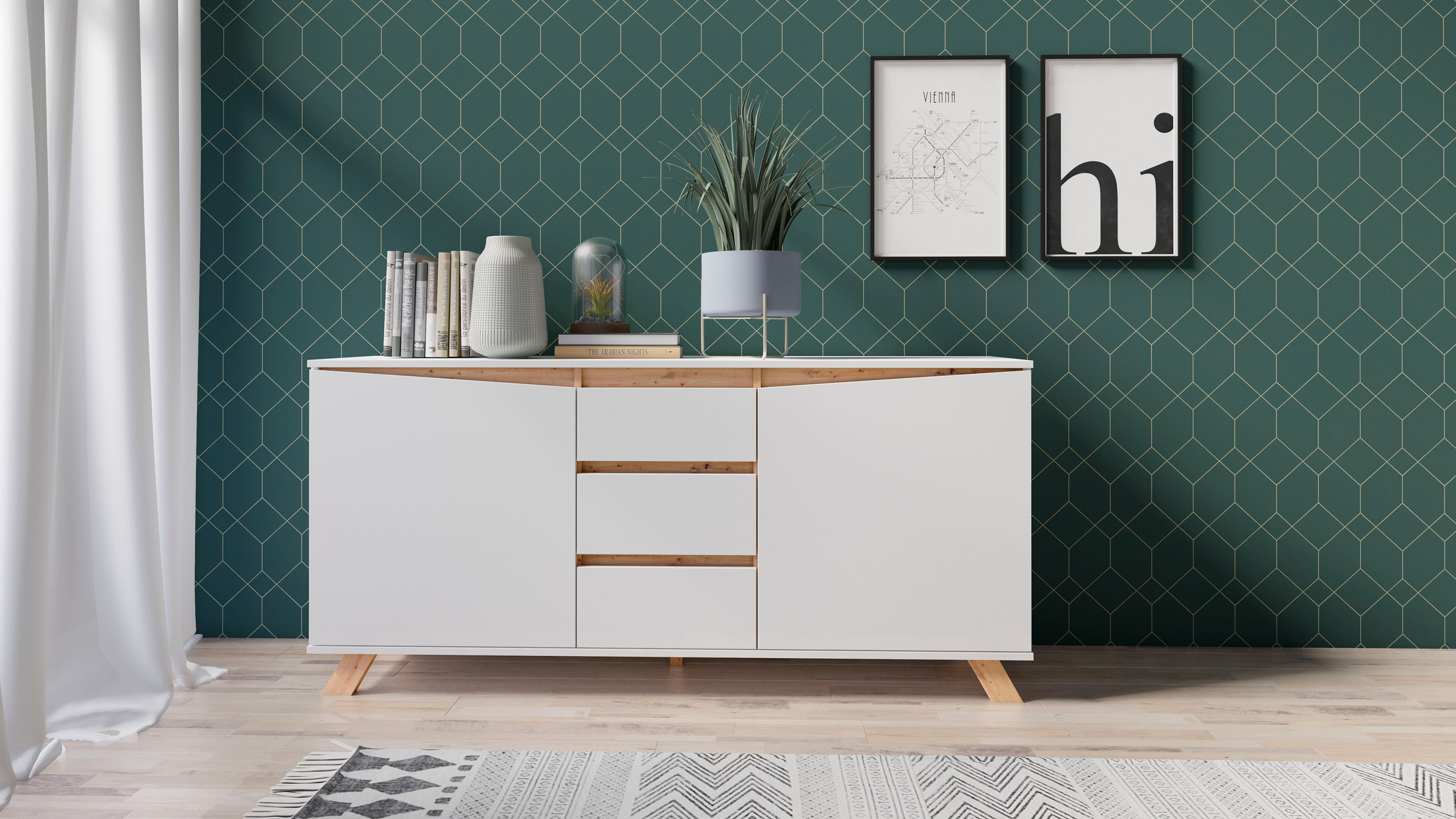 Homexperts Sideboard Vicky