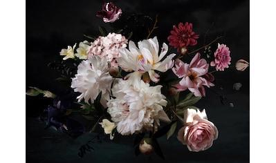 living walls Fototapete »Designwalls Bunch of Flower 1« kaufen