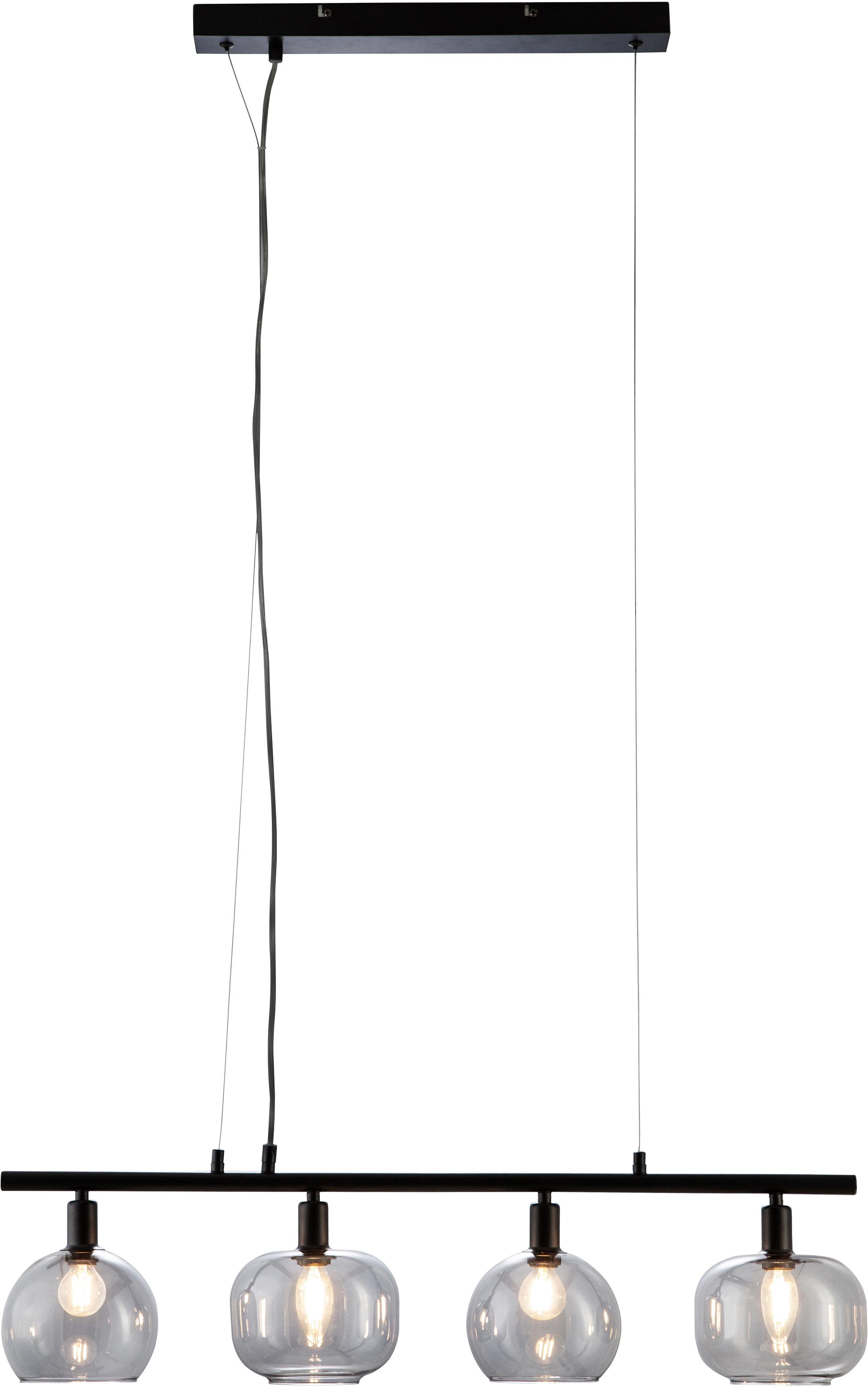 Nino Leuchten Pendelleuchte Donna, E14, 1 St., Hängeleuchte, Hängelampe