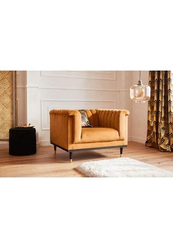 Guido Maria Kretschmer Home&Living Sessel »Chamby« kaufen