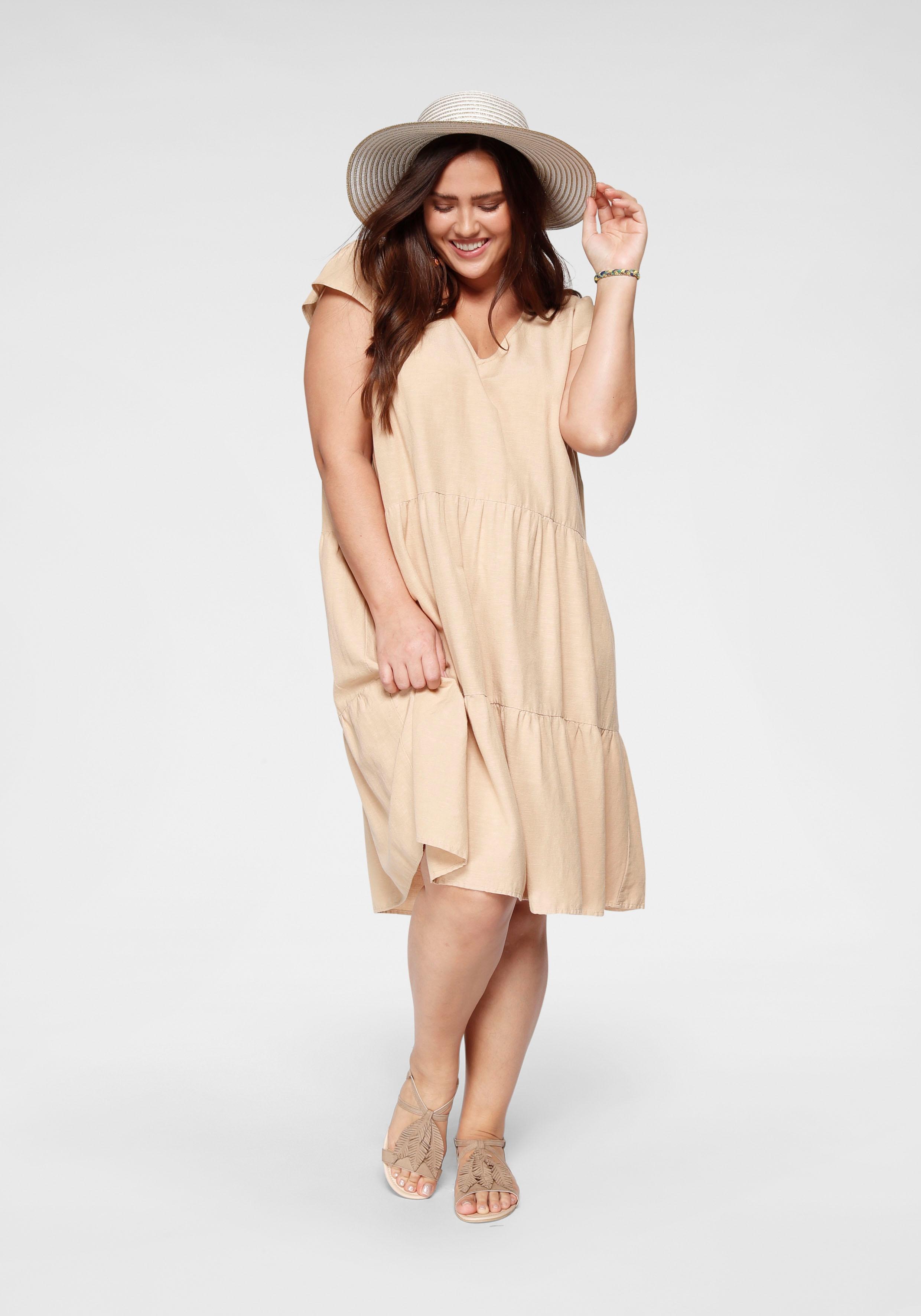 vero moda curve -  Sommerkleid