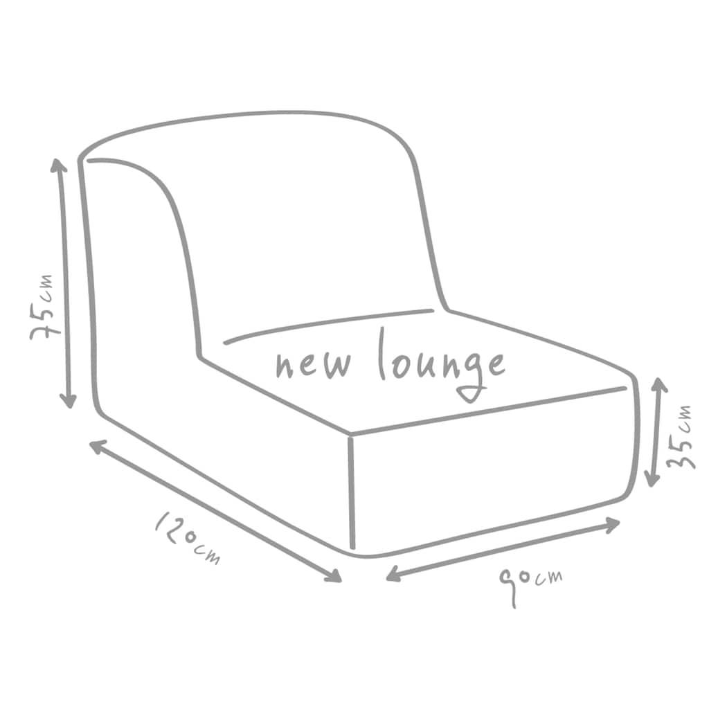 OUTBAG Sitzsack »Newlounge PLUS«