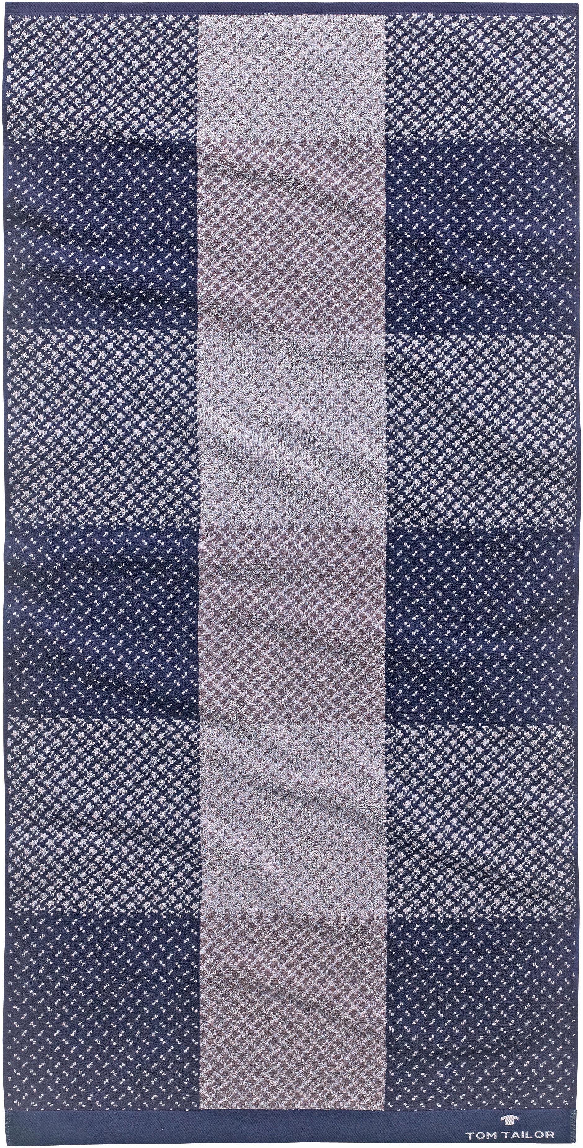 Handtücher Tom Tailor Check mit klassischen karo ausgestattet