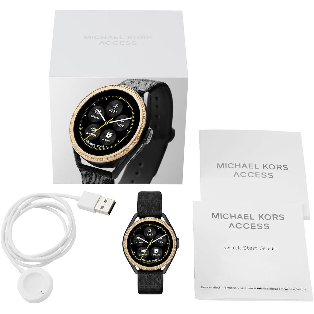 MICHAEL KORS ACCESS Smartwatch »GEN 5E MKGO, MKT5118«,