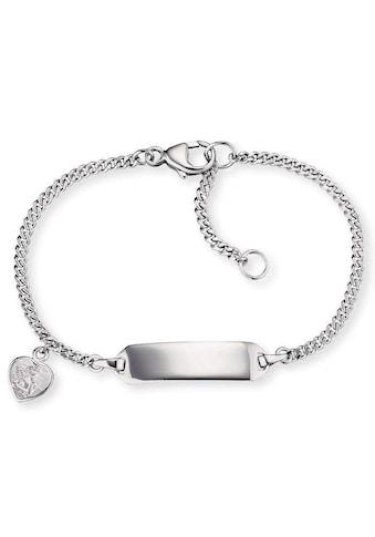 Herzengel Silberarmband »Angeli Herz, HEB - ID - ANGELI - HEART« kaufen