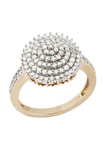 Firetti Diamantring »Blume/Blüte« kaufen