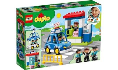 LEGO® Konstruktionsspielsteine »Polizeistation (10902), LEGO® DUPLO™«, (38 St.), mit... kaufen