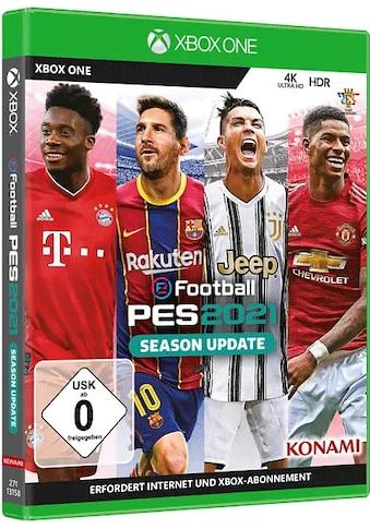 PES 2021 Xbox One kaufen