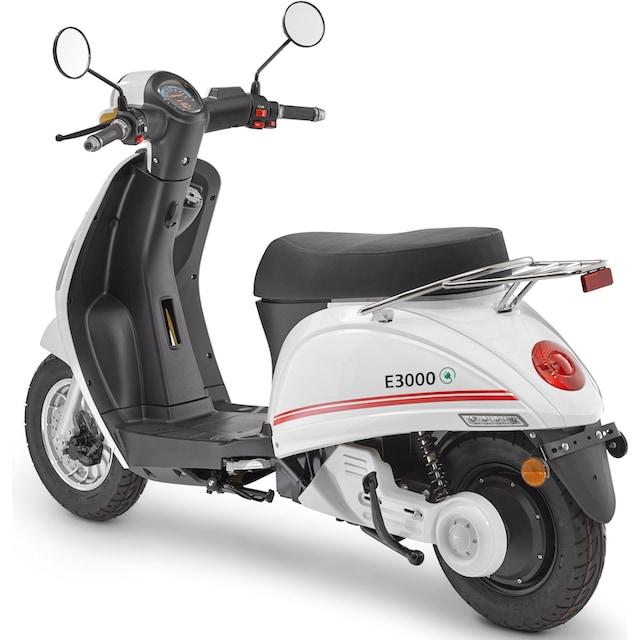 Luxxon E-Motorroller »E3000«, 3000 Watt, 45 km/h