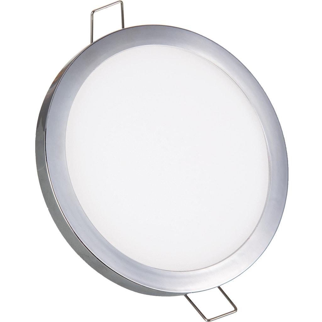 Nino Leuchten LED Einbaustrahler »Sparky«, GU10, 1 St., Warmweiß