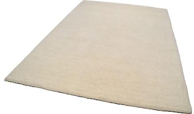Wollteppich, »Amravati«, THEKO, rechteckig, Höhe 28 mm, manuell geknüpft kaufen
