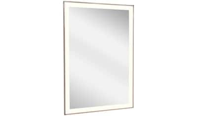 VASNER Infrarotwandheizgerät »Zipris S LED«, Glas/Titan, 600 W, 60x110 cm kaufen