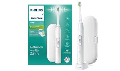Philips Sonicare Schallzahnbürste HX6877/28 ProtectiveClean 6100, Aufsteckbürsten: 1 Stk. kaufen