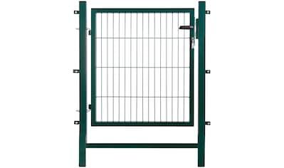 Gartentor , LxH: 1x1 m, grün kaufen
