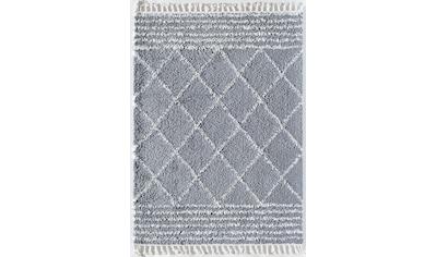 CosmoLiving by Cosmopolitan Hochflor-Teppich »Mason Shag Tribal«, rechteckig, 30 mm Höhe kaufen