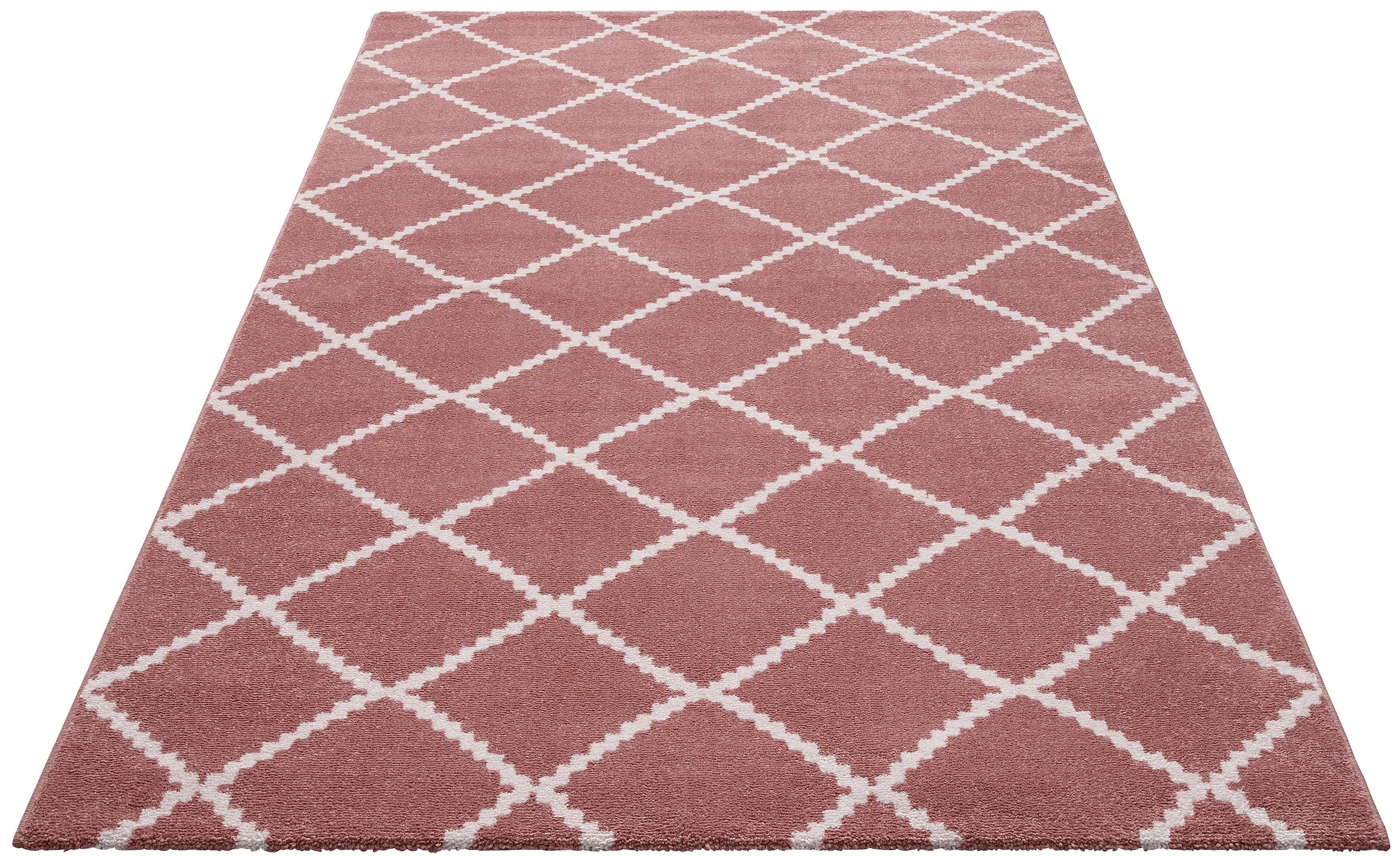 Teppich Paris Guido Maria Kretschmer Home&Living rechteckig Höhe 13 mm maschinell gewebt