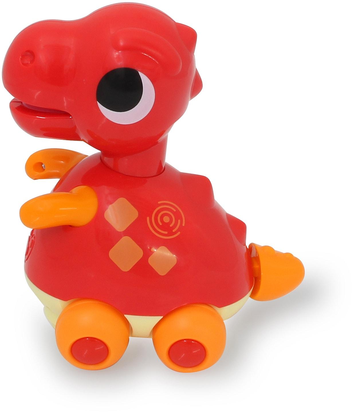 Jamara Spielfigur Touch Dino Tyrannosaurus Rex rot Kinder Dinosaurier Figuren Spielzeugfiguren Lieblingsstars Spielfiguren